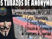 Tubazos Anonymous, presos políticos