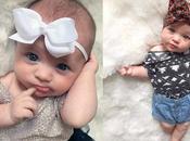 Freya Fossaceco, bebé éxito Instagram