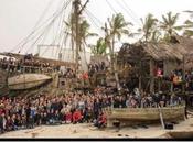 Imagen todo equipo #PiratasDelCaribe5