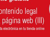 Taller online: contenido legal página III. proceso venta electrónica tienda online.