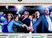 portadas elecciones catalanas