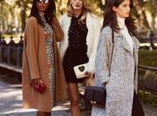 Sara Sampaio, Jasmine Tookes Bregje Heine posas para lookbook otoño REVOLVE