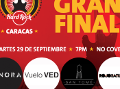 adrenalina vivirá Gran Final Viva Rock Latino Hard Cafe Caracas