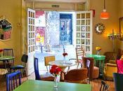 Cafeterias vintage Madrid