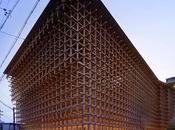 Museo Centro Investigación Prostho Japón, Kengo Kuma Associates