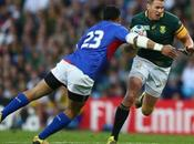 capitán Springboks retiró rugby internacional