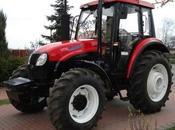 Cuba recibe tractores chinos