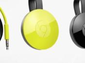 Chromecast Audio, renovación mismo precio