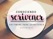 Scrivener: software fantástico para escritores