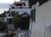 Junta Andalucía espalda familias Cármenes mientras casas hunden
