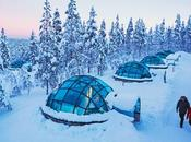 Kakslauttanen resort ártico para visitar todo