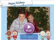 Tarjetas Navidad, papel, email vídeo