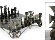 tableros ajedrez raros creativos