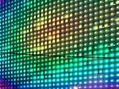 Arquitectura ecológica: edificios recubiertos pantallas gigantes LEDs
