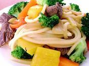 Pasta carne legumbres