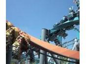 Montañas rusas parque temático Harry Potter Orlando