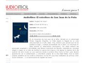 Audiomol ofrece descargas través Internet audiolibros autores actuales