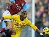 gran partido Chamakh Aston Villa(2)-Arsenal(