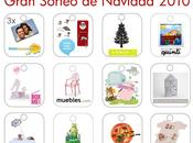 Gran Sorteo Navidad 2010. ¡¡20 Regalos para Ganadores!!