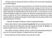Otras cláusulas suelo anuladas Canarias recuperando pagado