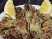 Chips alcachofas