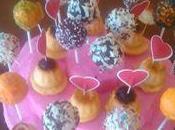 Cake pops bizcocho