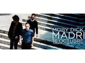 Embusteros presentan disco Moby dick
