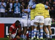 Pumas arrollaron Tonga están paso cuartos final.