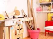 zona arte juegos para niños pequeños