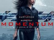 """Nuevo quad póster para reino unido """"momentum"""""""