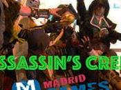 VÍDEO: Concurso Cosplays Madrid Games Week 2015 Categoría: Assassin's Creed