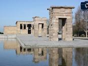 ¿Por templo egipcio Madrid?