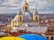 postal semana: Madrid todo color