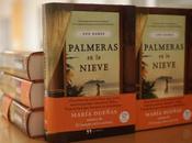 Palmeras Nieve estrena tráiler Mario Casas Instagram