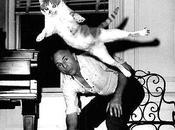 gato Mourka, coreógrafo bailarina