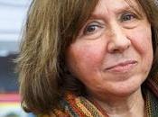 escritora bielorrusa Svetlana Alexievich, años, ganadora Premio Nobel Literatura 2015.
