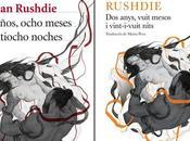 "extrañeza"", diálogo entre Salman Rushdie Rodrigo Fresán CCCB (Barcelona)"