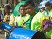 Carrozas comparsas reinaron Carnaval Infantil guaimareño