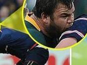Jugador sudafricano emuló Suárez Mundial Rugby