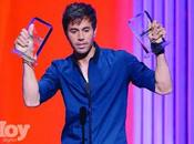Enrique Iglesias, multipremiado Hollywood