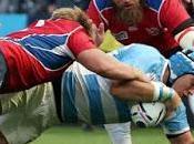 Mundial Rugby: Pumas aplastaron Namibia