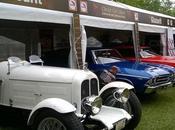 Glasurit, marca Repintura Automotriz BASF, única empresa pintura presente edición mayor festival vehículos clásicos Sudamérica