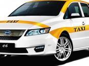 Montevideo cuenta primeros taxis eléctricos