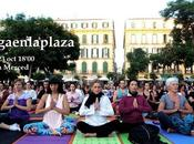 Boletín mensual YogaSala Málaga octubre: #Yoga Plaza 2015