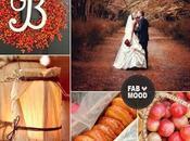 Tendencia: colores burdeos, ocres, azules grises para vestir bodas este otoño