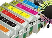 Tinta para impresoras Epson. Ahorra Tintasadomicilio.com