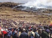 Bambas estado emergencia surgió Apurímac Cusco