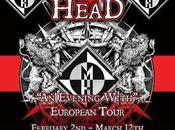 Gira española Machine Head febrero 2016