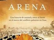 """""""Promesas arena"""", Laura Garzón: historia amor entrega franja Gaza"""