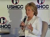 """Hillary Clinton espera gobierno Castro """"Haga mas"""""""